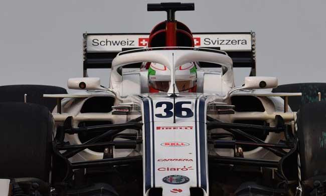 Alfa Romeo Now In F1