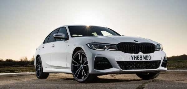 New BMW 3 series 330e
